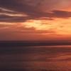 Red Ligurian Sea