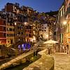 The Marina in Riomaggiore