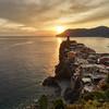 A Vernazza Sunset