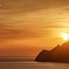 A Golden Cliff