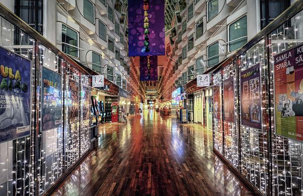 The Centerline Promenade