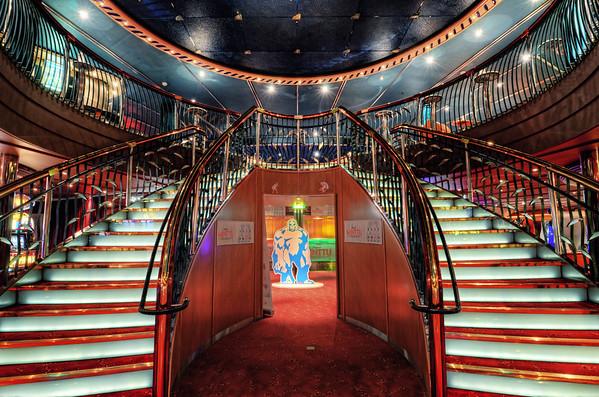 Atlantis Palace Stairs