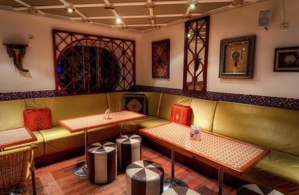 A Restaurant Corner