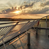 Sun Deck Sunset