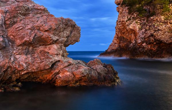 The Dalmatian Cliffs