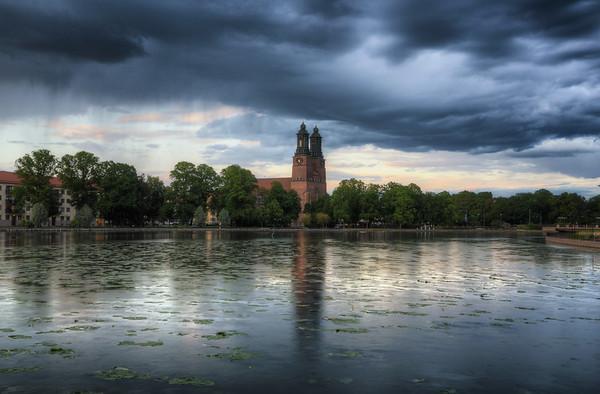 Rainy Church Lands I