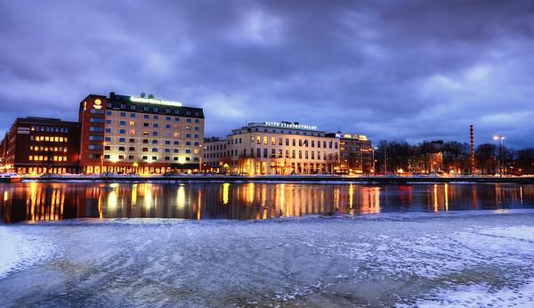 Blue Ice City