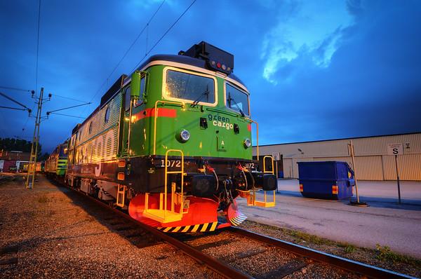 Green Cargo Storm II