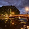 A Midsummer Night Bridge