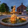 A Cornucopia Fountain