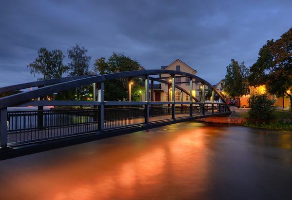 The Anamorph Bridge III