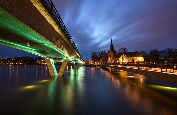 Two Bridges Blues