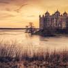 Sundby Castle Sunset