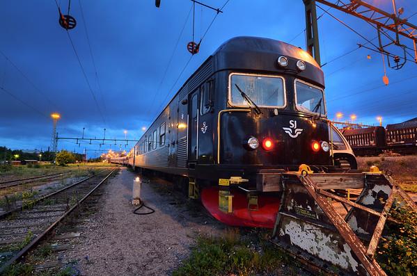 Thunderstorm Train