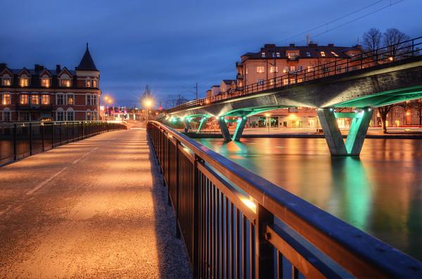 Green Bridge Blues