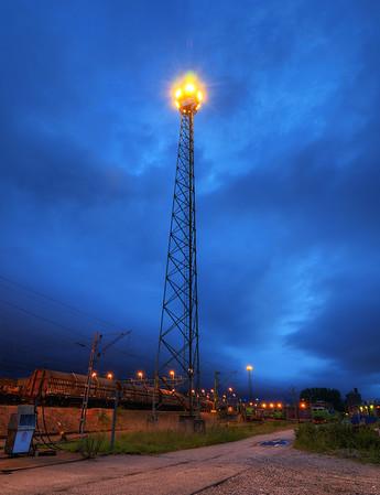 Light Mast Storm