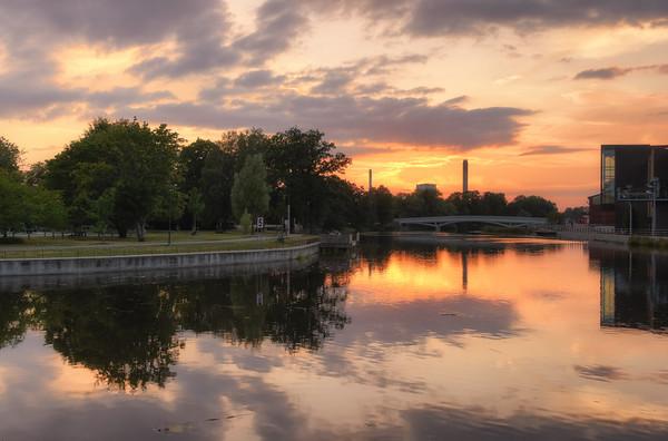 A Rothoff Sunset