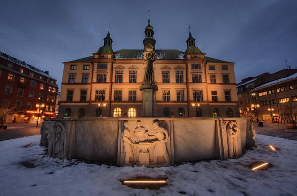 Wide City Hall