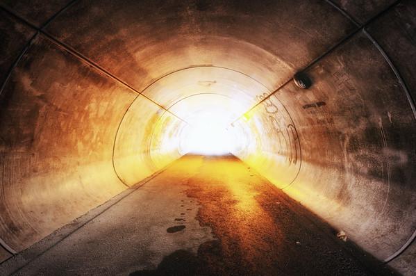 Towards the White Light