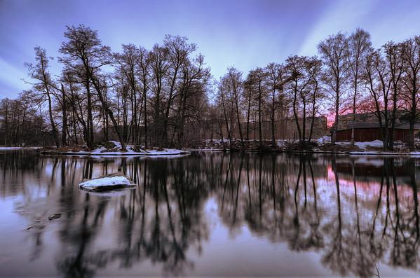 Snow Rock Lake