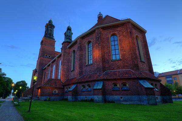 Kloster's Church