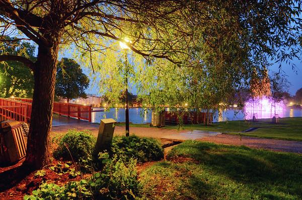 City Park Shadows