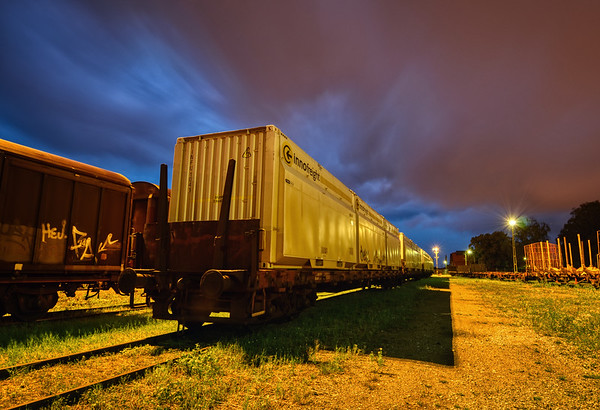 A Stormy Freight