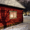 Red House Winter