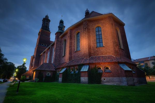 Absidial Abbey Church