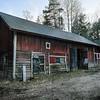 A Roadside Barn