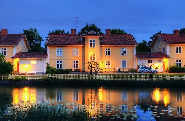 Summer Lake Home