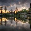 River Church Sunset