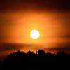 A Sunrise Ablaze