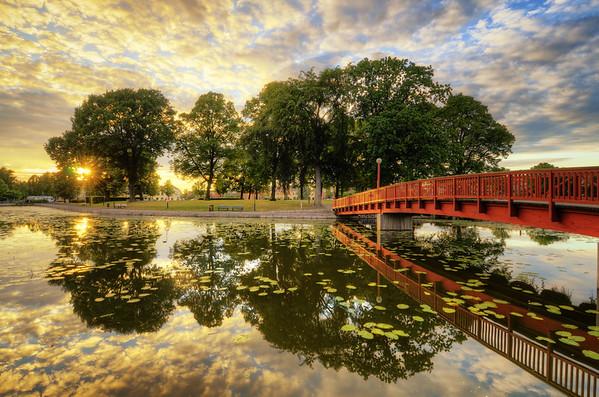 Bridge to Sunset Island