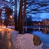 Blue Ice Path