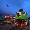 Green Cargo Storm I