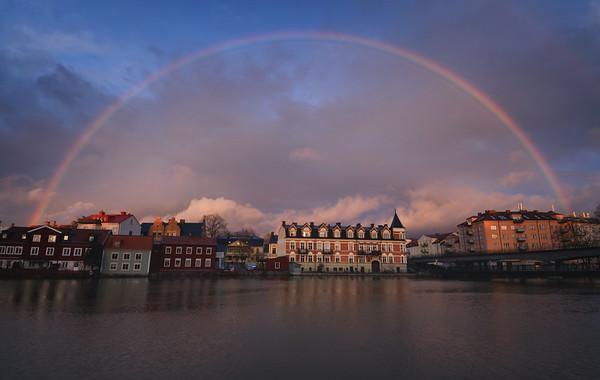 Old Town Rainbow