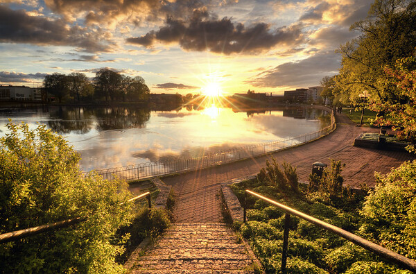 City Park Sunbeams