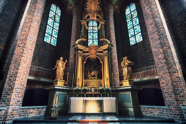 The Imposing Altar