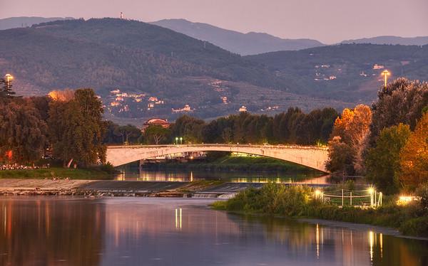 Niccolò Bridge Evening