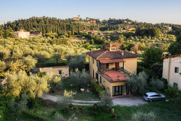 The Tuscan Lands