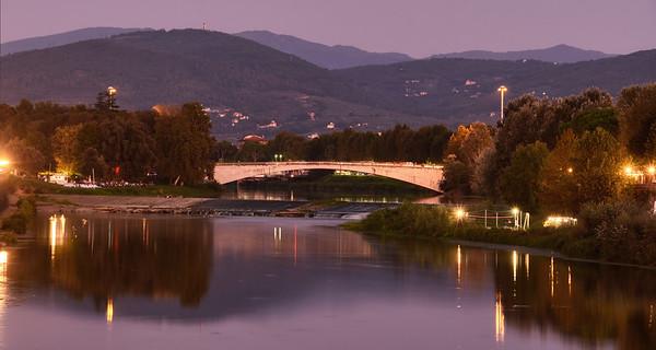 Purple Niccolò Bridge