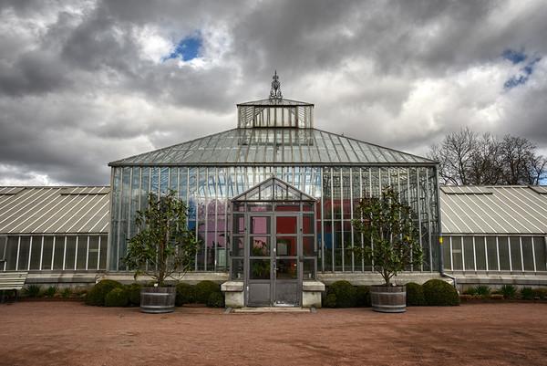 The Garden Palace