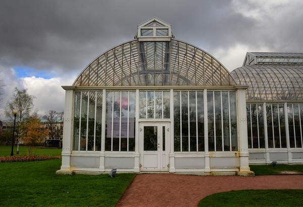 A Greenhouse Park