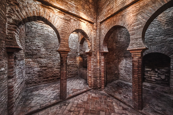The Moorish Arcades