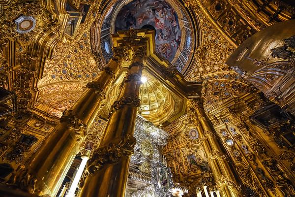 Beneath a Golden Dome