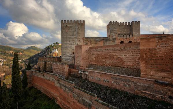 Castellation of Alhambra