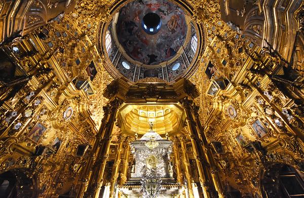 Golden Relics Room