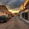Granada Street Sunset