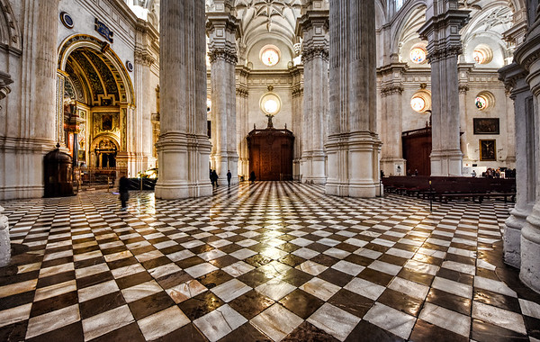 A Checkered Cathedral